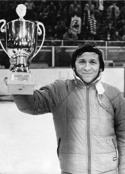 Андрей Забунов. Снимка Фейсбук/Българска федерация по хокей на лед