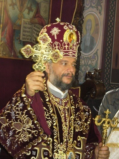 Старозагорският митрополит Киприан СНИМКА: Ваньо Стоилов/Архив