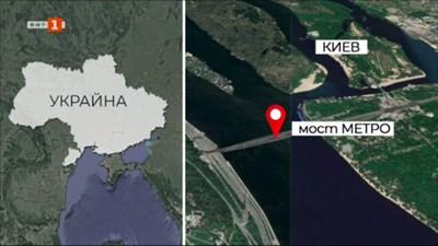 БНТ ядоса Украйна с карта без Крим
