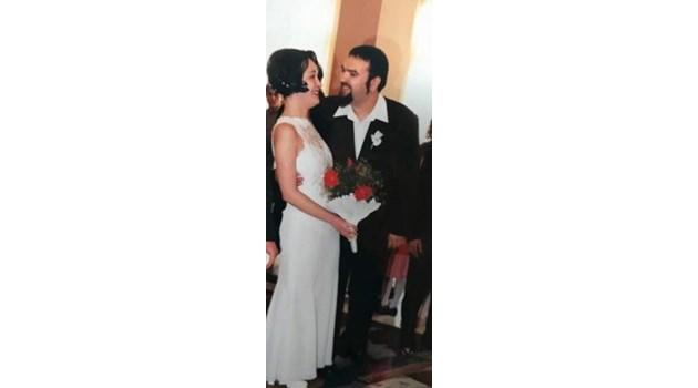 Вижте Венци Мицов на сватбата му пред 22 години