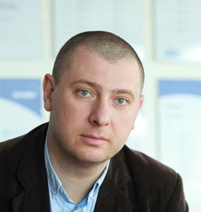 Ивайло Филипов СНИМКА: Йордан Симeонов
