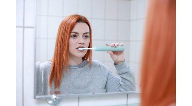 Здравите и чисти зъби намаляват риска от пневмония