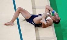 На олимпиадата: Домакините се дънят, спортистите се чупят!