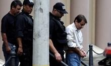 """""""Неуловимият"""" Чезаре Батисти в ареста след 40 г. бягство. Убива и организира ликвидирането на двама полицаи, месар и бижутер"""