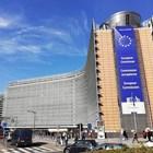 Сградата на Европейската комисия в Брюксел.