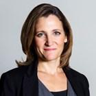 Канадската външна министърка Кристия Фрийланд СНИМКА: туитър/cafreeland