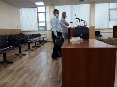 Огуз Ердем призна вината си в съдебната зала.