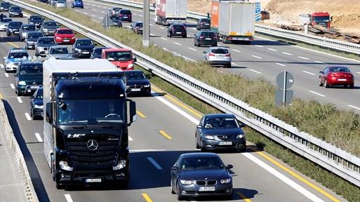Задължителeн мониторинг на отработените газове за новите камиони и автобуси