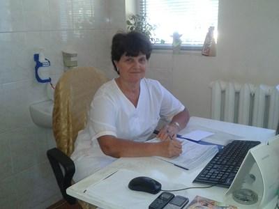 Д-р Мая Бориславова се върна в инфекциозното отделение на болницата в Лом, без да се двоуми. СНИМКА: Архив