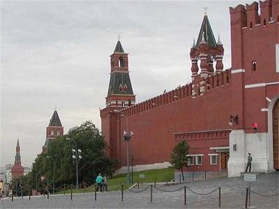 Кремъл  Снимка: Уикипедия