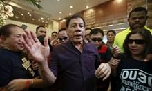 Президентът на Филипините фен на виаграта и е за изнасилването