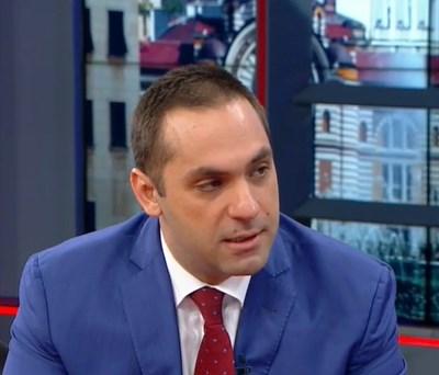 Емил Караниколов Кадър: БНТ