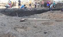 Първите заселници в Европа са били в София. Откриха 4 скелета на 8000 г.