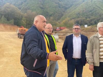 Премиерът Бойко Борисов и зам.-министър Николай Нанков в Родопите в неделя