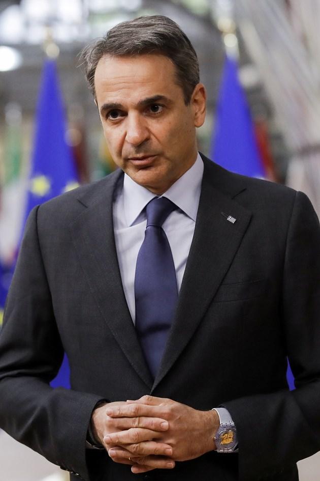 Мицотакис обявява финансови облекчения за € 1,5 млрд. заради цените на енергията