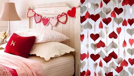 И домът празнува Деня на любовта (галерия)