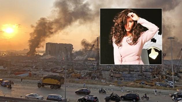 Енджи Касабие след взрива в Бейрут: Всички ливански политици да горят в ада