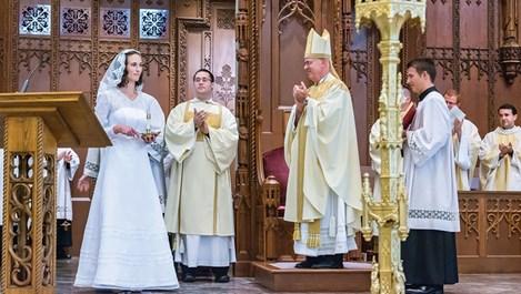 Девиците, които се омъжват за Иисус Христос