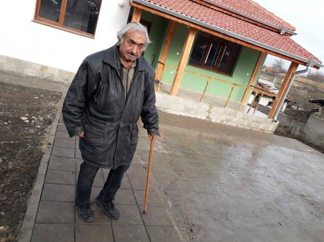 Пострадалият от Хитрино Кольо Цачев: Едва ли ще дочакам 60 000-те лв. обезщетение
