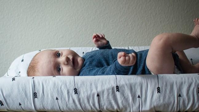8 начина за облекчаване на запека при бебето