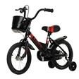 Детски велосипед ANAIS с помощни гуми - пригоден и безопасен за деца от 3 до 5 години
