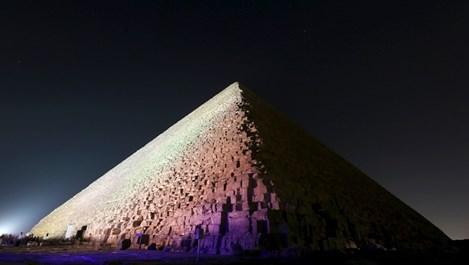 Откриха тайнствени кухини в Хеопсовата пирамида