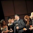 Геро и Стефания Колева зъзнат на сцената