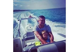 Синът на Милен Цветков към баща си: Знам, че винаги ще си до мен (Видео)