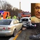 Шабан Шаулич загива в катастрофа