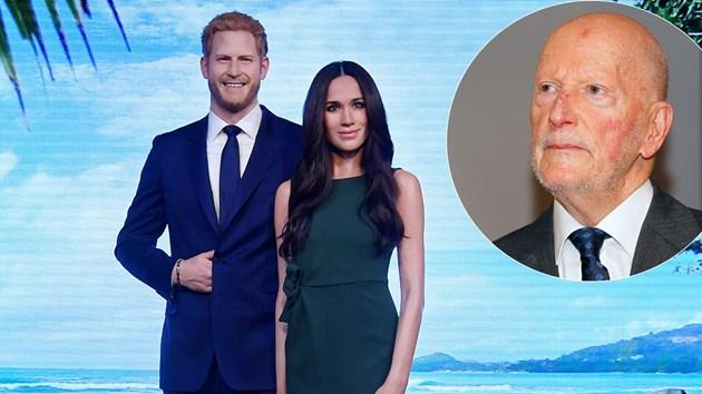 Хари и Меган не поканиха царя на сватбата си