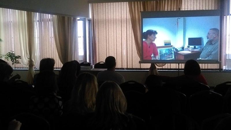 Лекари и психолози участват в интерактивните формати по проблемите на психичното здраве.