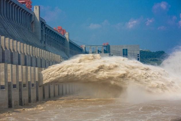 През 2020 г. производството на електроенергия в Китай е продължило да нараства