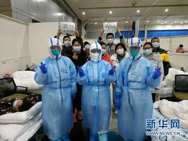 В провинция Хубей са регистрирани 4823 нови случая на заразени с коронавируса