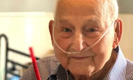104-годишен ветеран пребори COVID-19 в САЩ