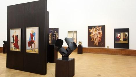 Националната галерия ще похарчи дарението от Австралия за картини