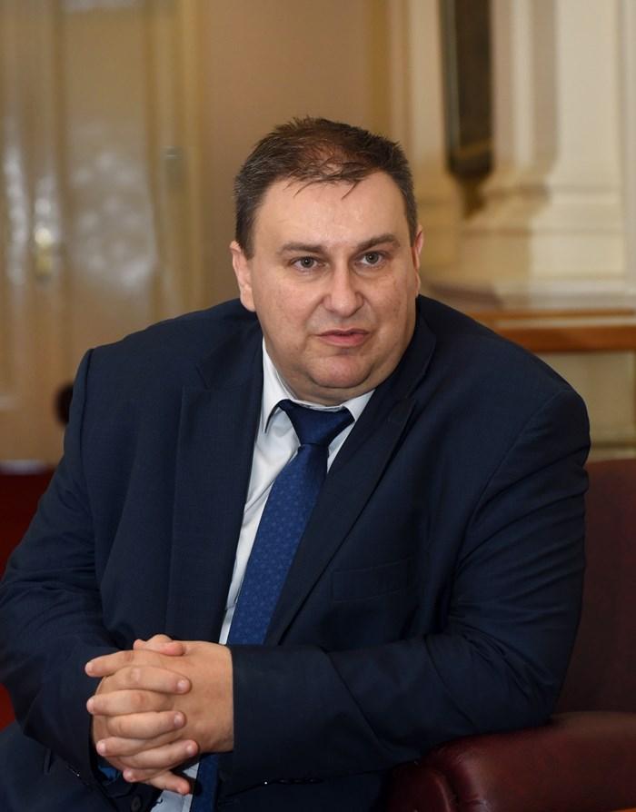 Емил Радев - евродепутат от ЕНП/ ГЕРБ