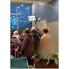 Гол мъж се опита да излети от Москва за столицата на Крим Симферопол
