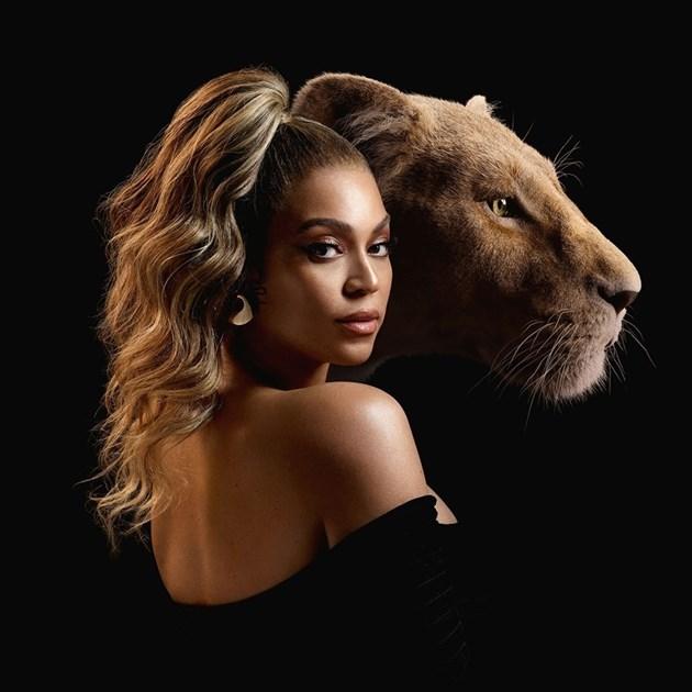 """Бионсе представя филм за албума """"The Lion King:The Gift"""""""
