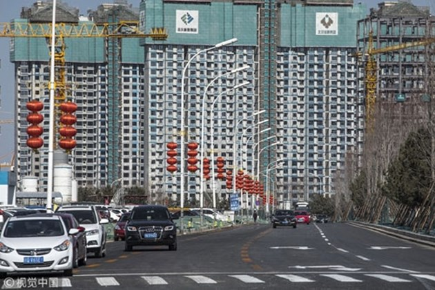 Пекин с мащабни инвестиции в инфраструктурата и жилищното строителство