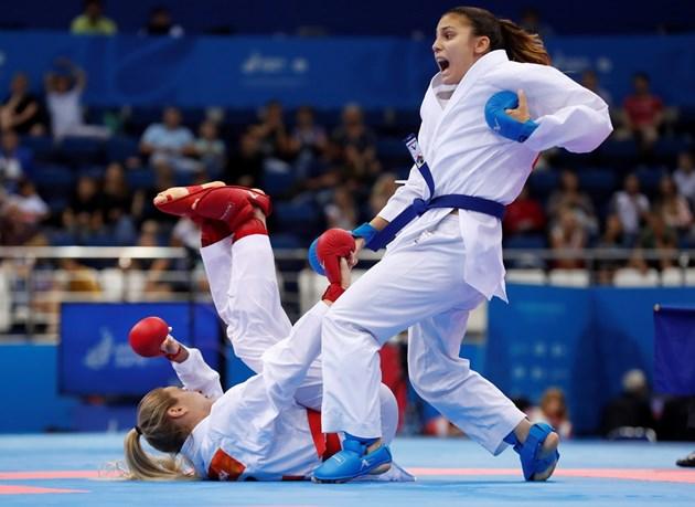 Ивет Горанова е голямата надежда за медал от европейското първенство