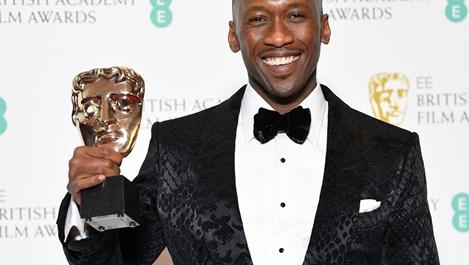 Победителите от британските Оскари (галерия)