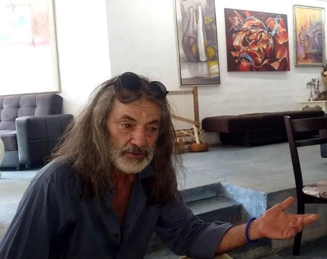 Красимир - първородният син на Петър Слабаков