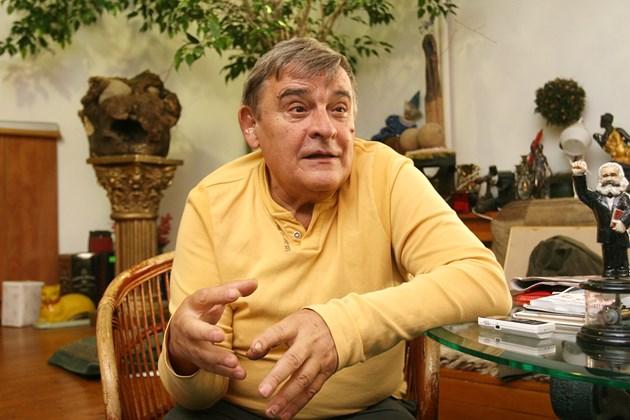 Георги Стоев - Джеки: Имам циганска кръв!