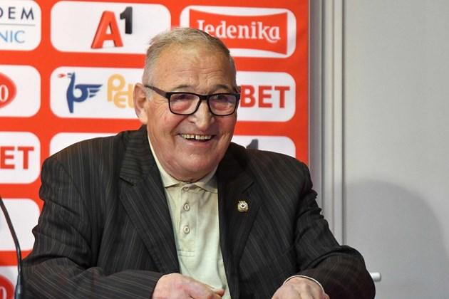 Димитър Пенев приветства инициативата на Бербатов