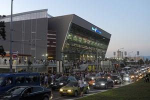 """Една от новите метростанции ще е при зала """"Арена Армеец""""."""