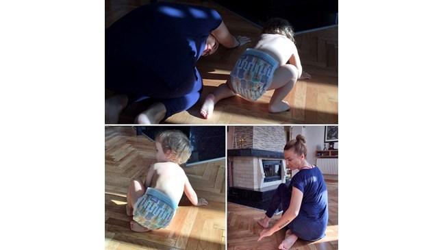Ирина Тенчева умили приятелите си във Фейсбук със снимка на най-малкия й син