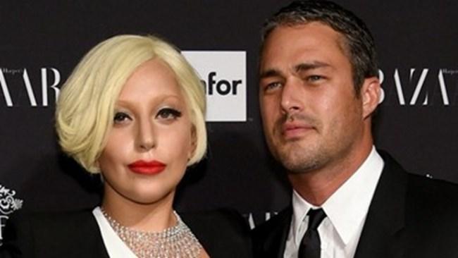 Лейди Гага и Тейлър Кини. СНИМКА: Архив