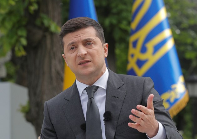 МВФ и Украйна постигнаха споразумение за финансиране от 5 млрд. долара