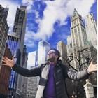 Стефан Щерев дири Сънчо из Ню Йорк