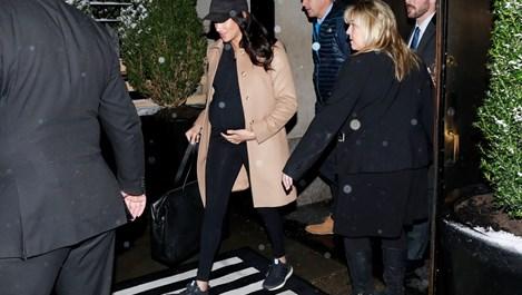 Кой беше на бебешкото парти на Меган и защо Кейт го пропусна
